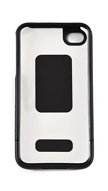 DANNIJO Mustache iPhone 4 Case