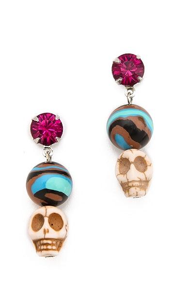 DANNIJO Chavelli Earrings