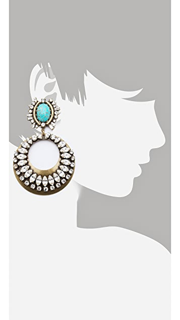 DANNIJO Sade Earrings