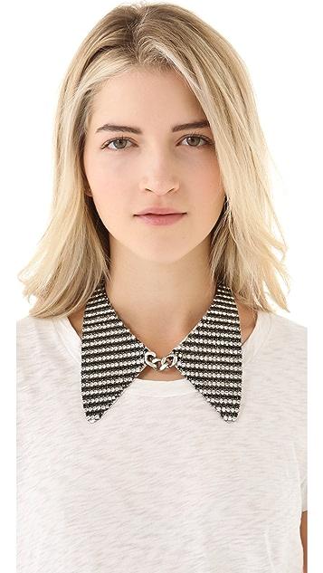 DANNIJO Traina Collar Necklace