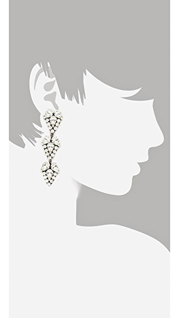 DANNIJO Harper Long Earrings