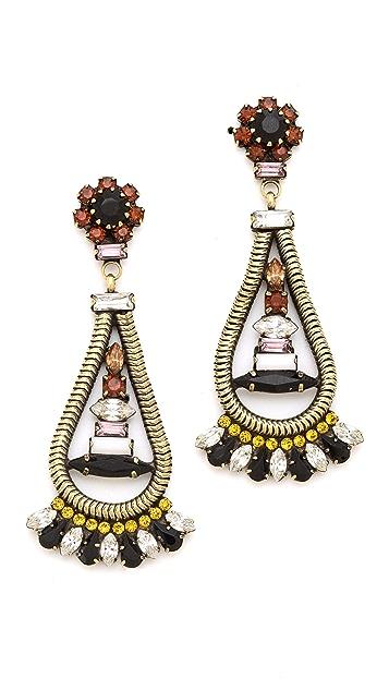 DANNIJO Leah Earrings
