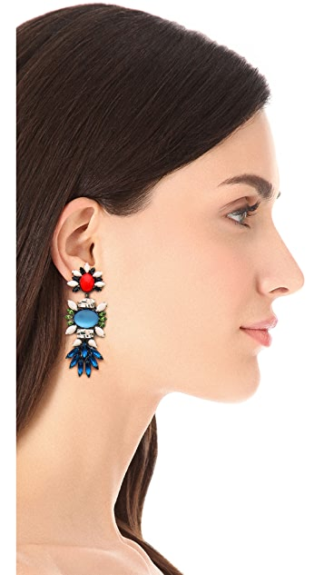 DANNIJO Kendall Earrings
