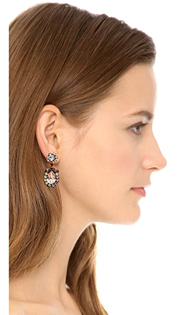 DANNIJO Havana Earrings