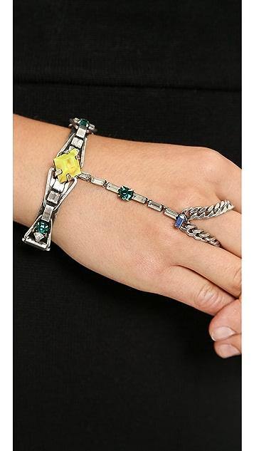 DANNIJO Dori Hand Cuff Bracelet