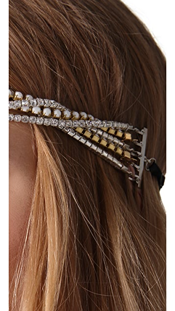Dauphines of New York The Movie Star Headband