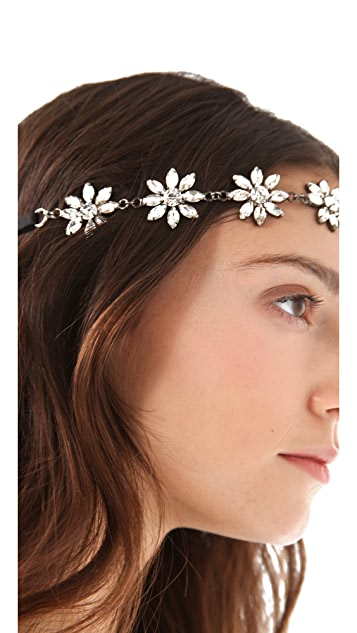 Dauphines of New York Secret Garden Headband