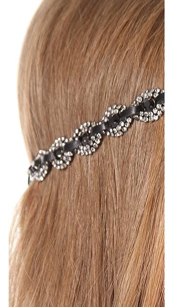 Dauphines of New York Evening Standard Headband