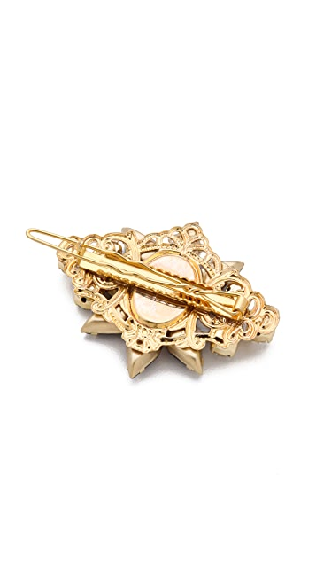 Dauphines of New York The Treasure Barrette