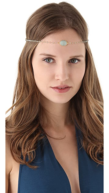 Dauphines of New York March Birthday Party Headband