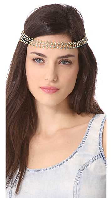 Dauphines of New York Joie De Vivre Headband