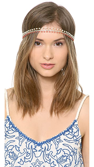 Dauphines of New York Little Gem Headband