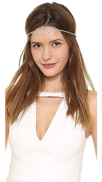 Dauphines of New York Miss World Headpiece