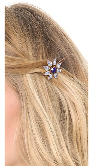 Dauphines of New York Flower Girl Hair Clip