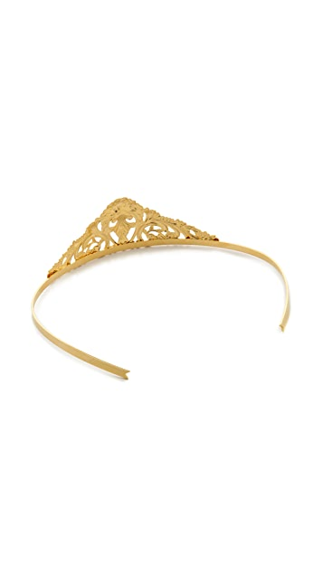 Dauphines of New York To Have and To Hold Mini Headband