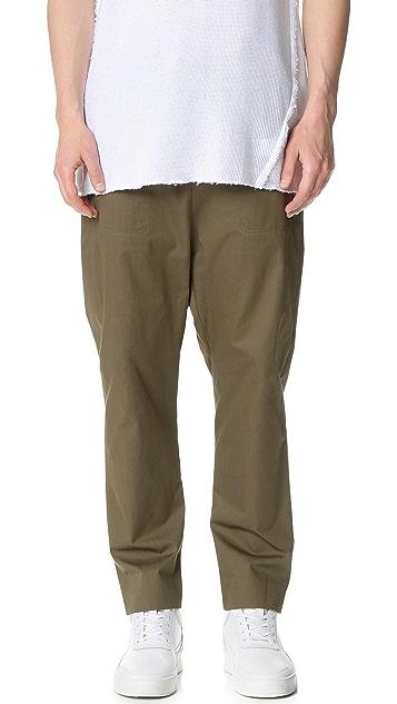 Damir Doma Drawstring Trousers