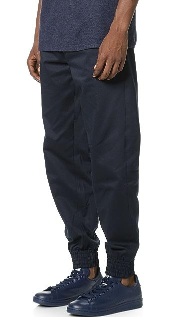 DDUGOFF Easy Twill Pants