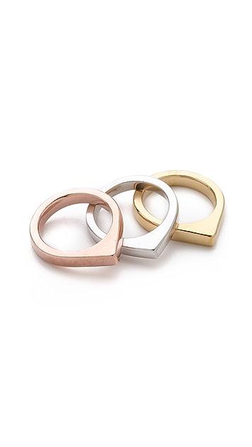 Dean Davidson Stacked Rings