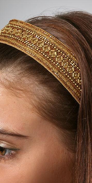 Deepa Gurnani Beaded Headband