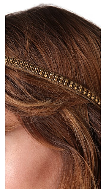 Deepa Gurnani Studded Headband