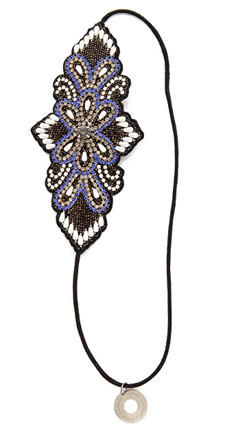 Deepa Gurnani Royal Applique Headband
