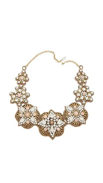 Deepa Gurnani Embellished Statement Necklace