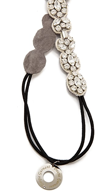Deepa Gurnani Regal Crystal Headband