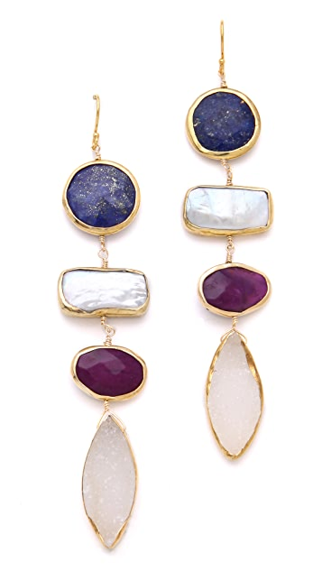 Dara Ettinger Larissa Earrings