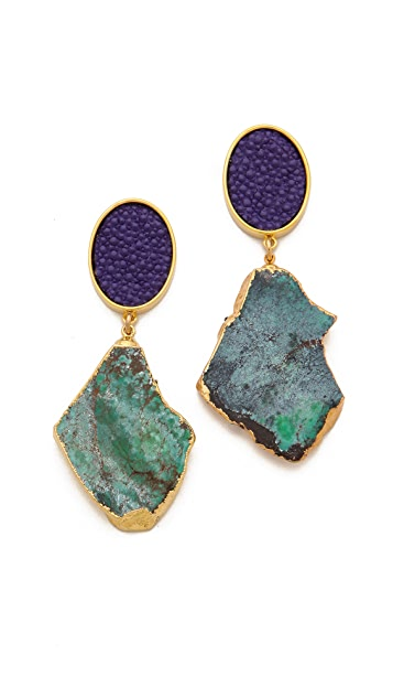 Dara Ettinger Portia Earrings