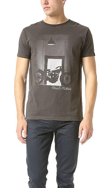 Deus Ex Machina Indian Motorcycle Tee