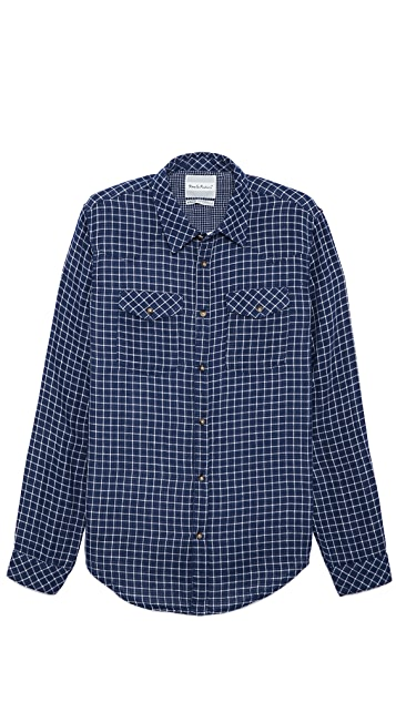 Deus Ex Machina Stevie Grid Shirt