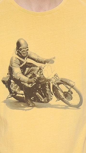 Deus Ex Machina Retro Moto #22 T-Shirt