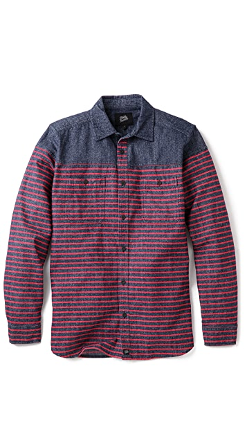 Deus Ex Machina Venetian Shirt