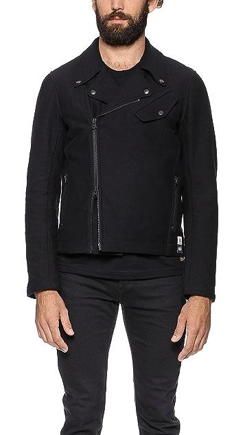 Deus Ex Machina Reigning Champ x Deus Rider Jacket