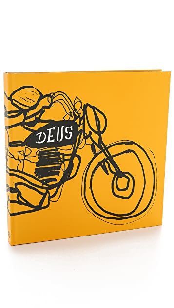 Deus Ex Machina The Book of Deus