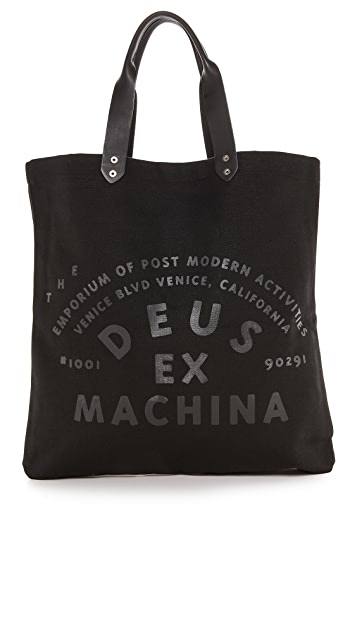 Deus Ex Machina Helmet Tote