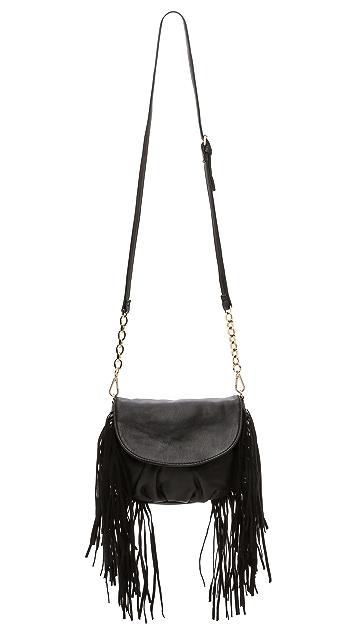Deux Lux Joplin Fringe Messenger Bag