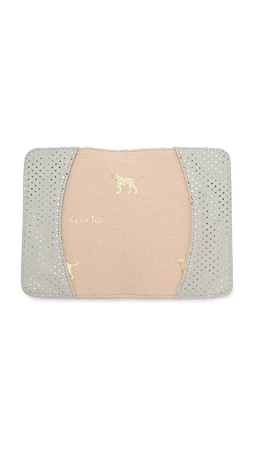 Deux Lux Pia Passport Sleeve
