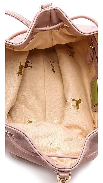 Deux Lux Anguilla Bucket Bag