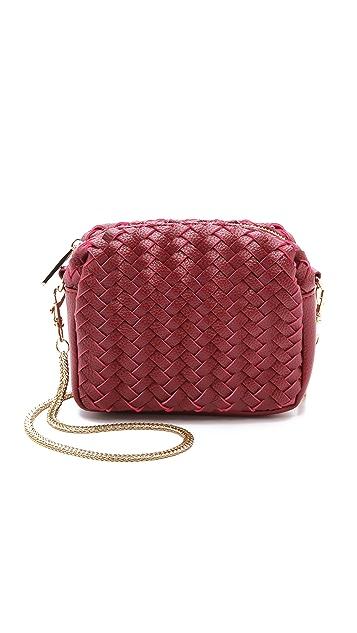 715a10b85f12 Deux Lux Woven Wink Mini Cross Body Bag   SHOPBOP