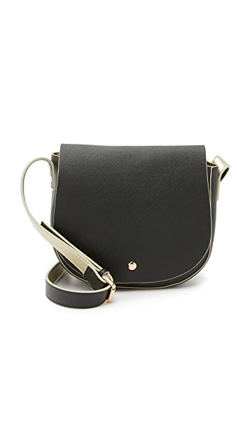 Deux Lux Седельная сумка Azure