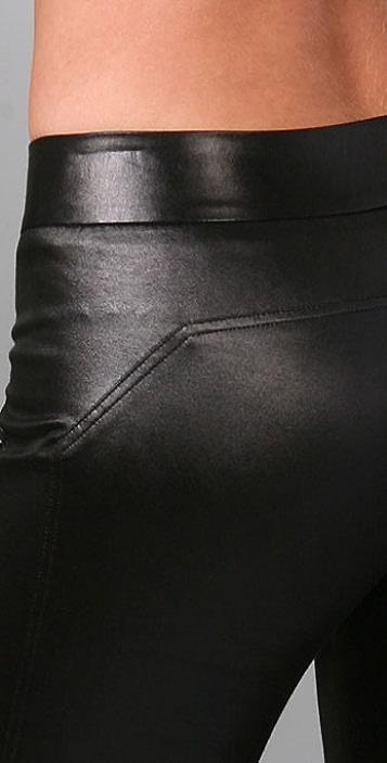 Diane von Furstenberg Under Leggings
