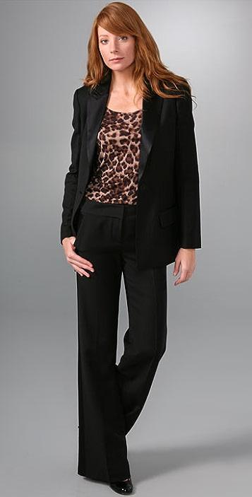 Diane von Furstenberg Tuxant Blazer