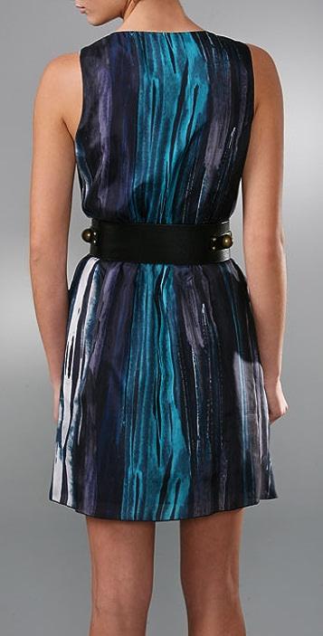Diane von Furstenberg Deliah Studded Belt