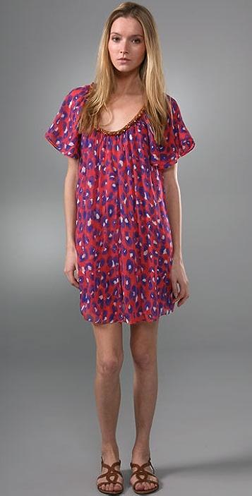 Diane von Furstenberg New Nobi Cover Up Dress