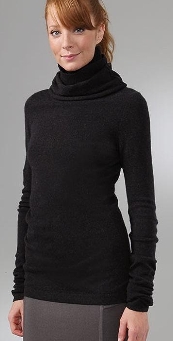 Diane von Furstenberg Cashmere Hadis Turtleneck Sweater