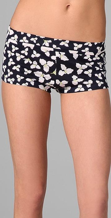 Diane von Furstenberg Odanda Shorts