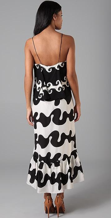 Diane von Furstenberg Elalia Maxi Dress
