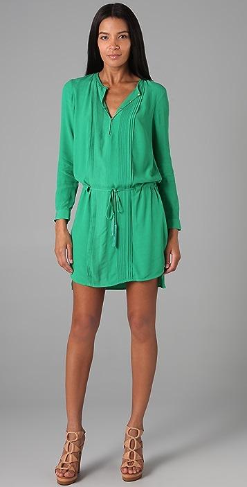 Diane von Furstenberg Sliced Dress