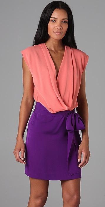 Diane von Furstenberg Reara Wrap Dress